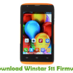 Winstar S11 Firmware