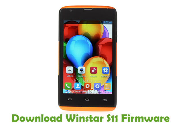 Download Winstar S11 Firmware