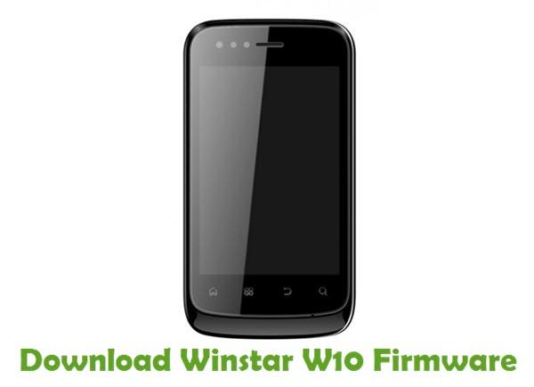 Download Winstar W10 Firmware
