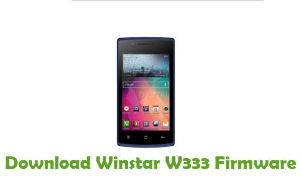 Download Winstar W333 Firmware