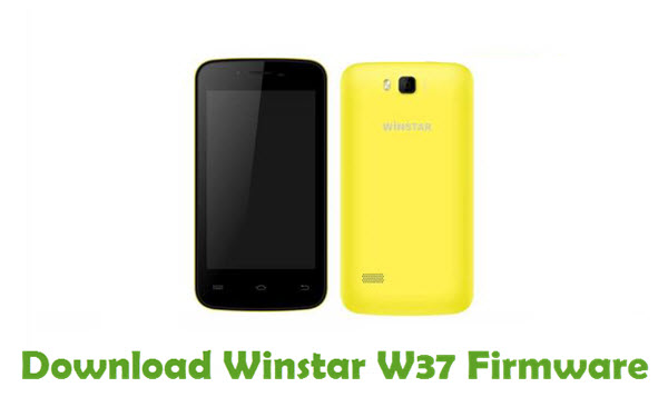 Download Winstar W37 Firmware