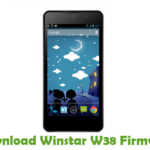Winstar W38 Firmware