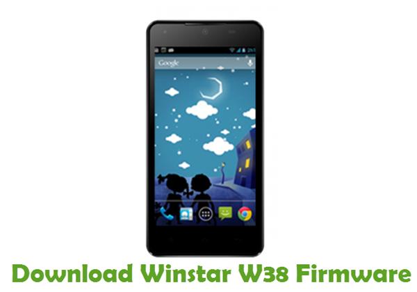 Download Winstar W38 Firmware
