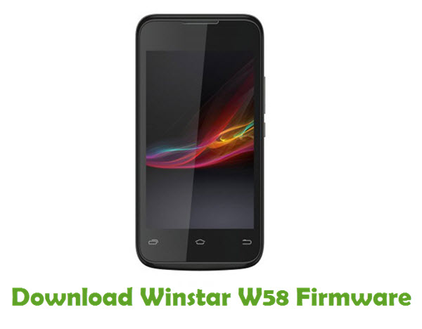 Download Winstar W58 Firmware