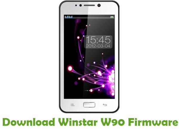 Download Winstar W90 Firmware