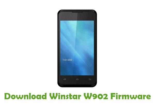 Download Winstar W902 Firmware