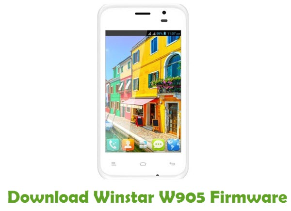 Download Winstar W905 Firmware