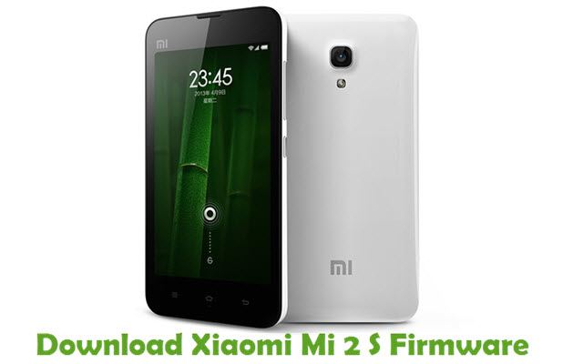 Download Xiaomi Mi 2 S Firmware