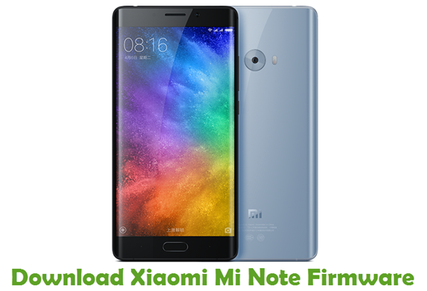 Download Xiaomi Mi Note Firmware