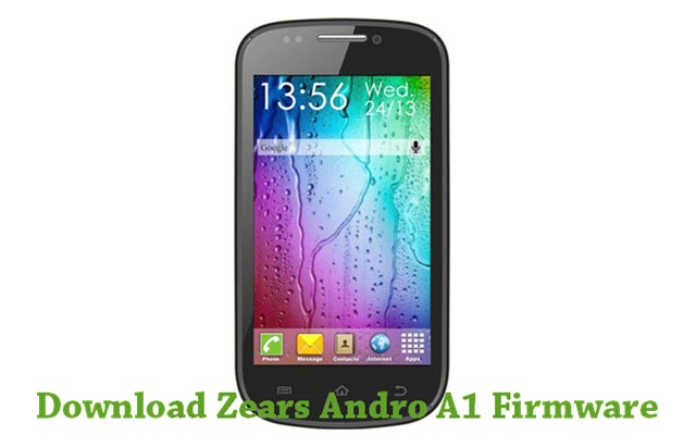 Download Zears Andro A1 Firmware