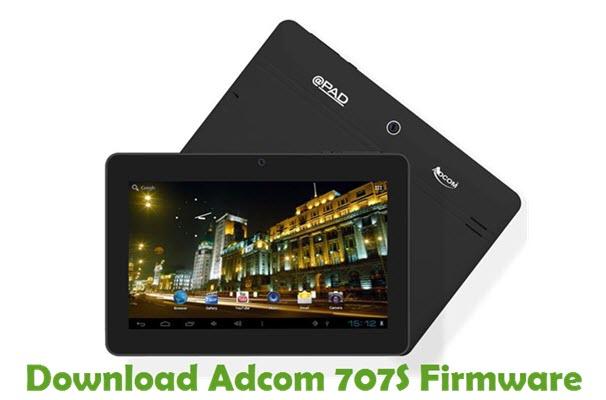 Download Adcom 707S Stock ROM