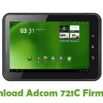 Adcom 721C Firmware