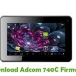 Adcom 740C Firmware