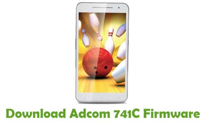 Download Adcom 741C Firmware