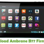 Ambrane B77 Firmware
