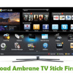 Ambrane TV Stick Firmware