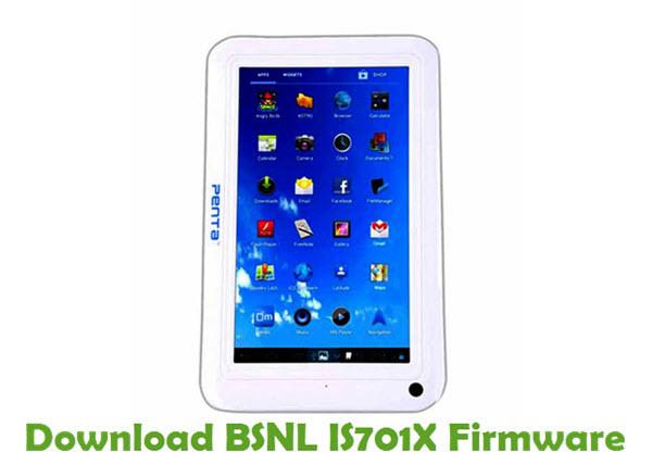 Download BSNL IS701X Firmware