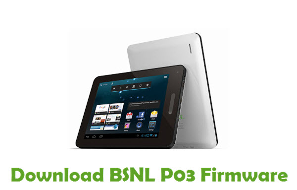 Download BSNL P03 Firmware