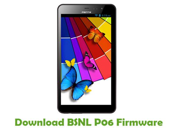 Download BSNL P06 Firmware