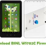 BSNL WS702C Firmware