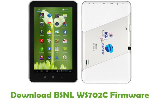 Download BSNL WS702C Firmware