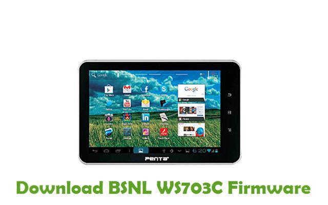 Download BSNL WS703C Firmware