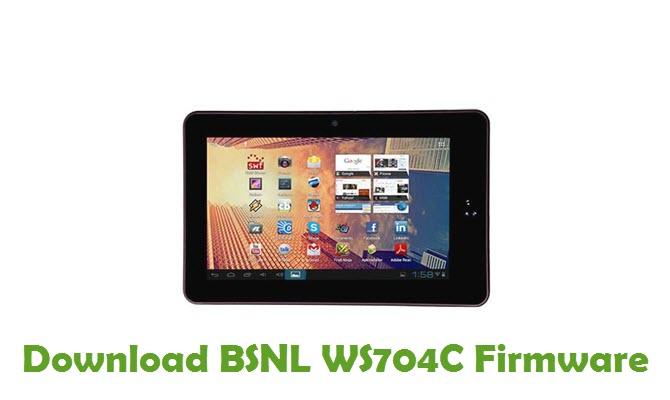 Download BSNL WS704C Firmware