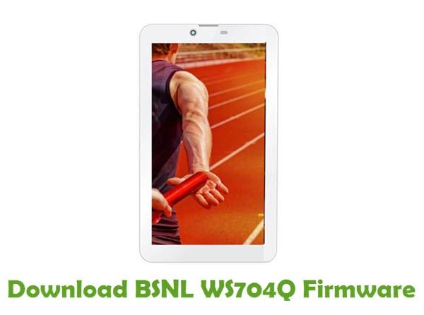 Download BSNL WS704Q Firmware