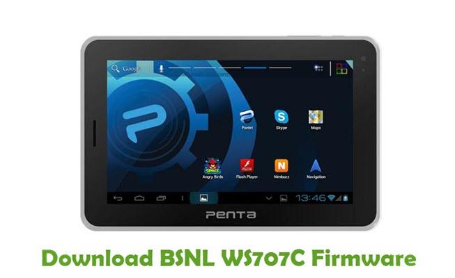 Download BSNL WS707C Firmware