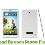 Bassoon P1000 Firmware