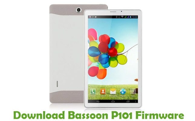 Download Bassoon P101 Firmware