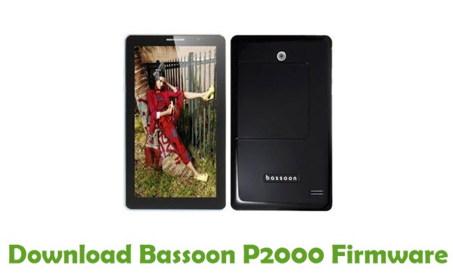 Download Bassoon P2000 Firmware