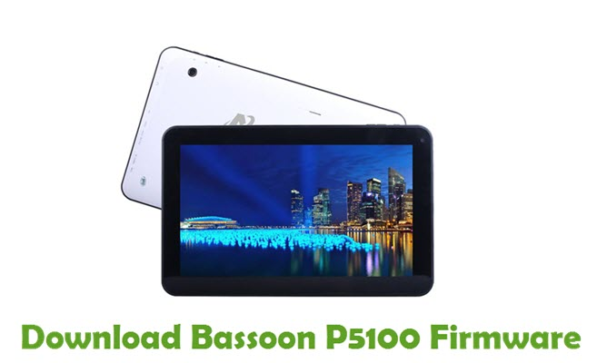 Download Bassoon P5100 Firmware