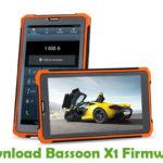 Bassoon X1 Firmware