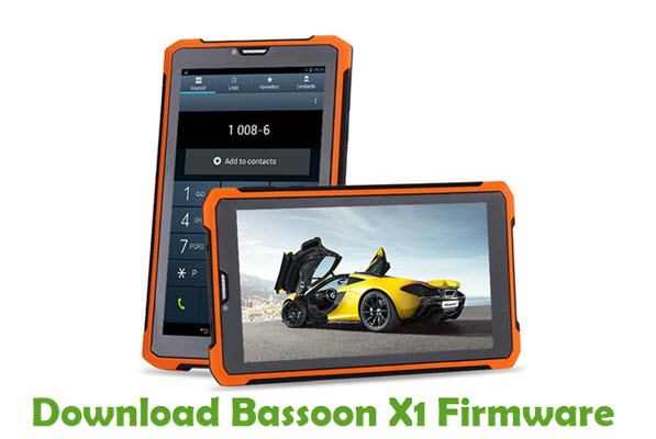Download Bassoon X1 Stock ROM