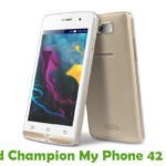 Champion My Phone 42 Firmware