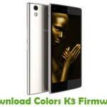Colors K3 Firmware