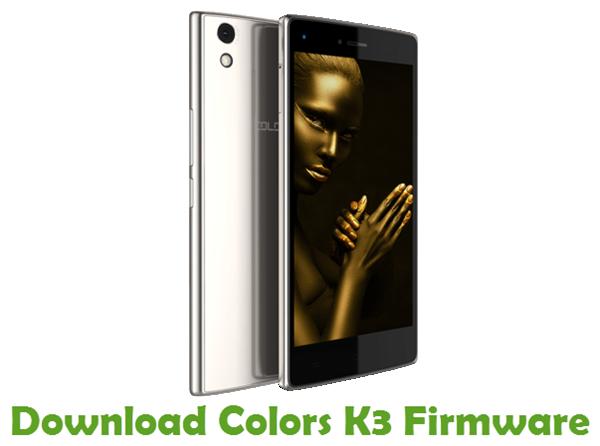 Download Colors K3 Firmware