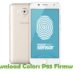 Colors P85 Firmware
