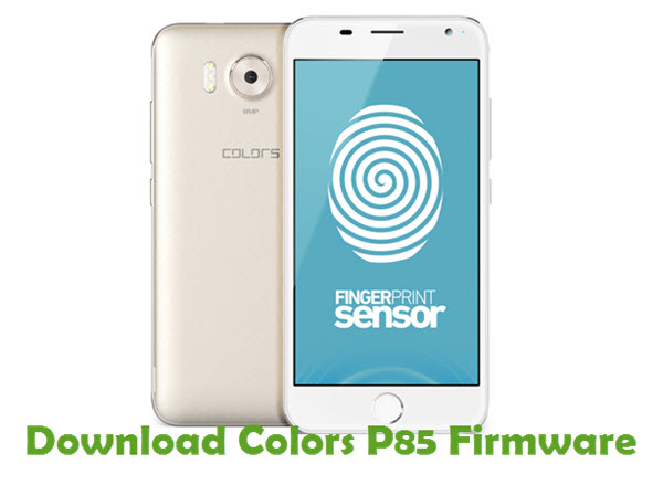 Download Colors P85 Firmware