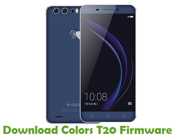 Download Colors T20 Firmware