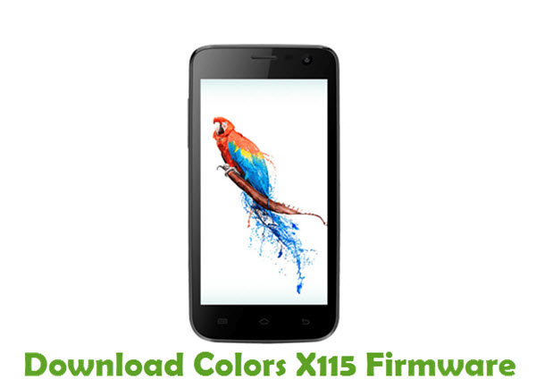 Download Colors X115 Firmware