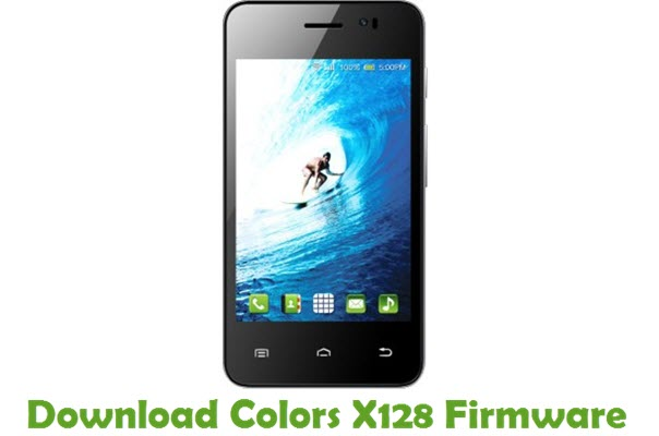 Download Colors X128 Stock ROM