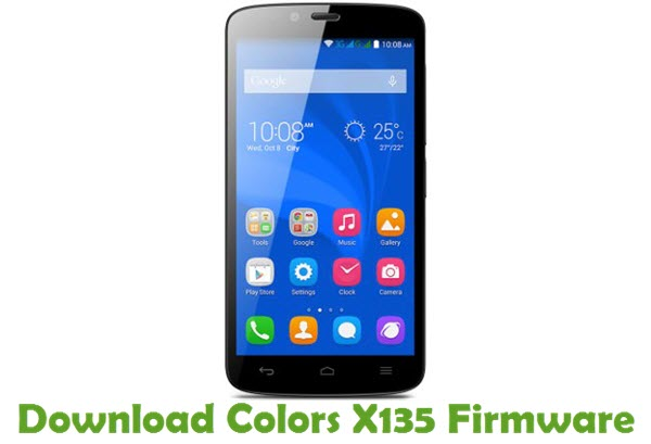 Download Colors X135 Firmware