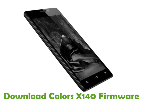 Download Colors X140 Firmware