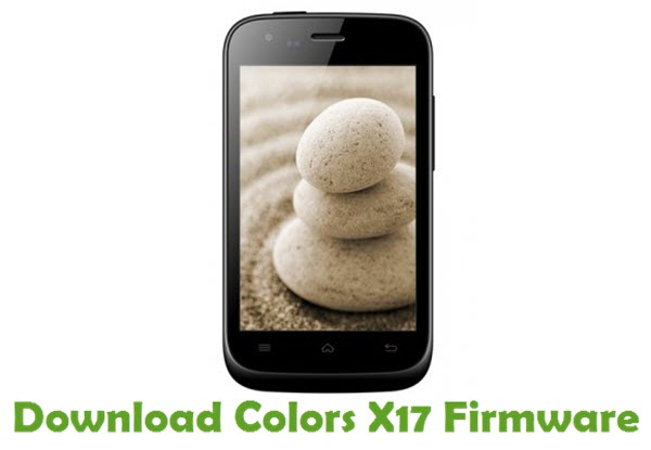 Download Colors X17 Stock ROM