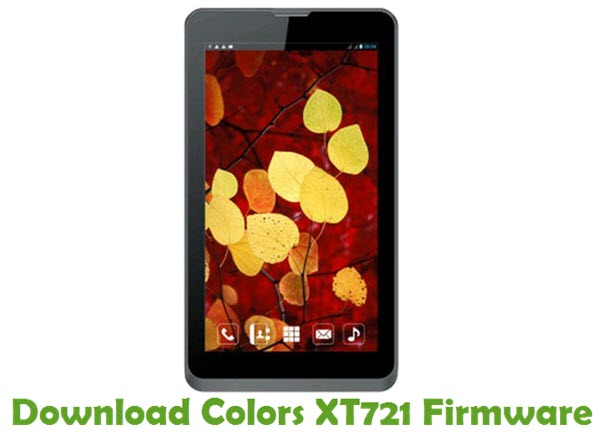 Download Colors XT721 Stock ROM