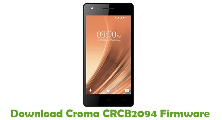 Download Croma CRCB2094 Firmware