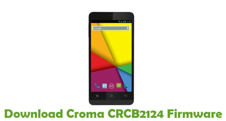Download Croma CRCB2124 Firmware