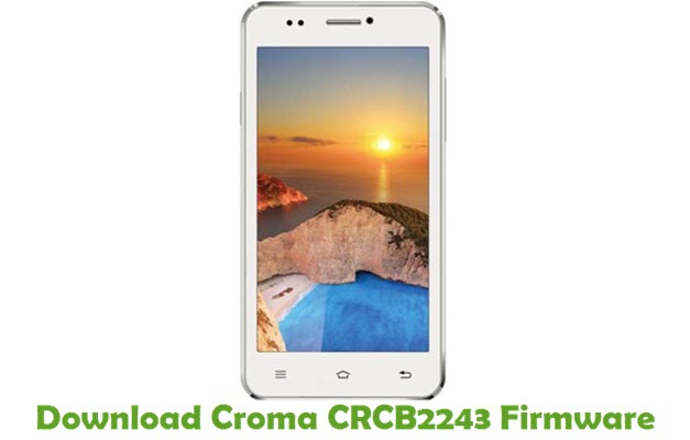 Download Croma CRCB2243 Firmware